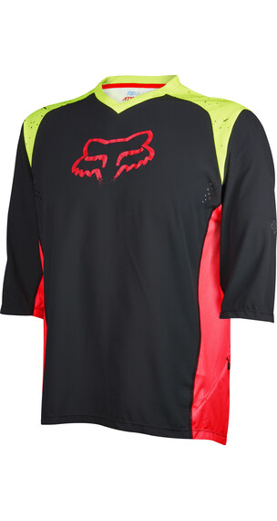 Fox Attack - Maillot manches longues - Men jaune
